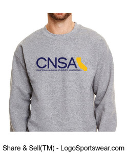 CNSA Sweatshirt Design Zoom